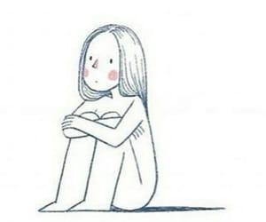 depression, sad, and thinking image