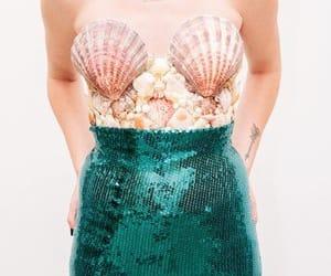 halloween costumes and mermaids image