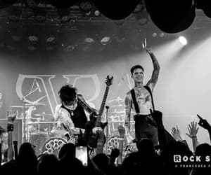 bands, music, and andy biersack image