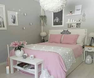 chic, girls, and room decorations image