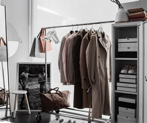 boy, closet, and elegant image
