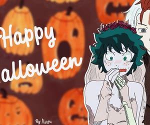 fanart, Halloween, and sketch image