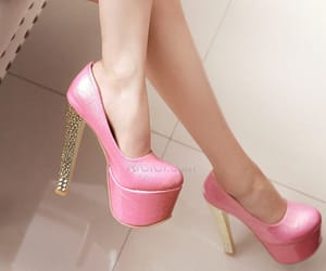 highheels, schuhe, and mode image