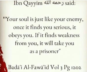 enemy, soul, and islam image