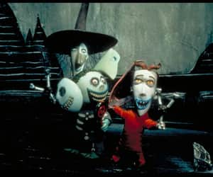 Halloween, terror, and the nightmare before christmas image
