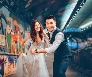 graffiti, wedding, and rucochan image
