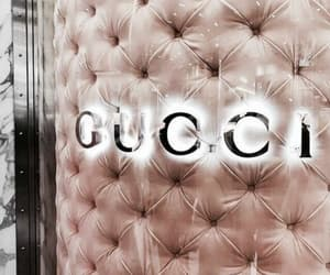 aesthetic, gucci, and rosegold image