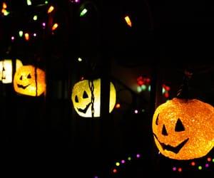 halloween lights image
