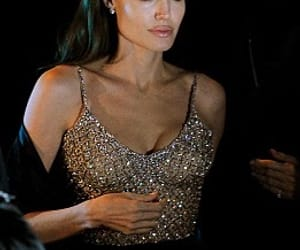angelina, beauty, and clothes image