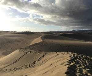 canary islands, dessert, and dunes image