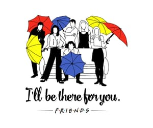 quotes, friends, and tv show image