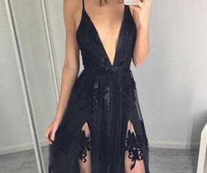 prom dress cheap, prom dress lace, and 2018 prom dress image