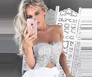 cute prom dresses, homecoming dresses cheap, and white homecoming dresses image