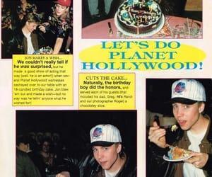 article, vintage magazine, and birthday image
