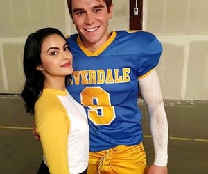 riverdale, veronica lodge, and kj apa image