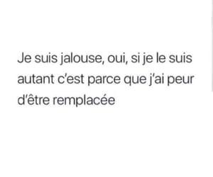 citation, jalousie, and peur image