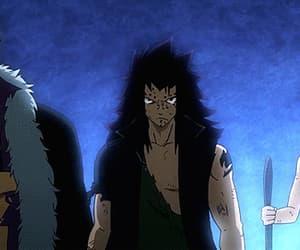 anime, juvia, and gajeel image