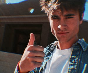 kian lawley, kian, and boy image