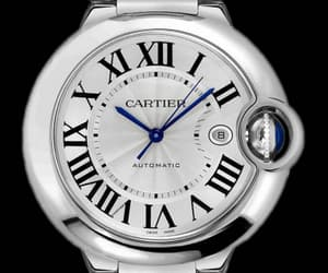 topwatch, cartier, and luxury watches image
