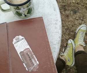 autumn, converse, and vintage image