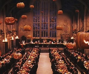 harry potter, Halloween, and hogwarts image