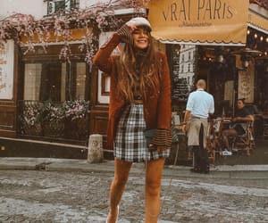 fashion, paris, and fashion blogger image