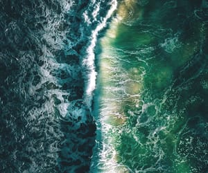 ocean, sea, and summer image