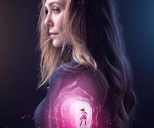 Marvel, scarlet witch, and wanda maximoff image