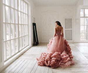 beautiful, style, and dress image