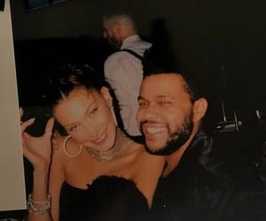 the weeknd and bella hadid image