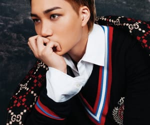 asian, exo, and k-pop image