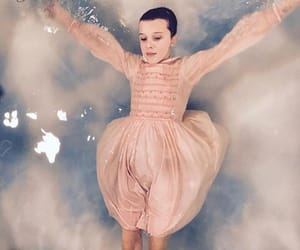 millie bobby brown, eleven, and stranger things image