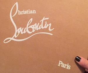 christian, expensive, and louboutin image
