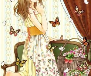 anime girl, cute, and love live sunshine image