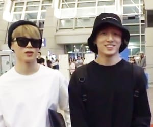 jin, seokjin, and jung hoseok image