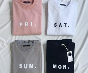 friday, saturday, and monday image