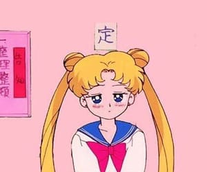 sailor moon, anime, and moon image