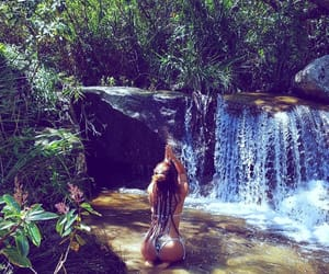 brasil, natureza, and cachoeira image