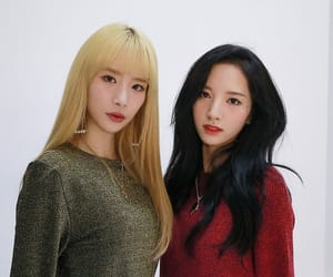 kpop, bona, and cosmic girls image