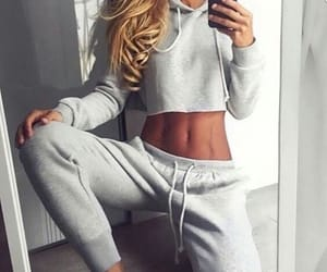 fashion, fitness, and fit image