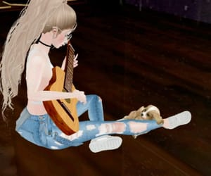 imvu and lonely image