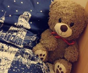 bear, sleep, and teddy bear image