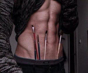 boy, art, and sexy image