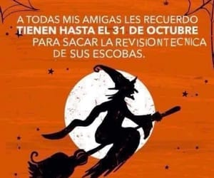 bruja, Halloween, and witch image