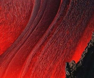 lava and red image
