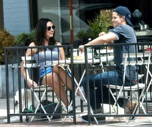 charlie carver, max carver, and crystal reed image