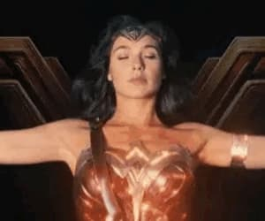 diana, justice league, and wonder woman image
