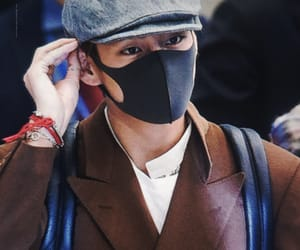 airport, asian, and kpop image