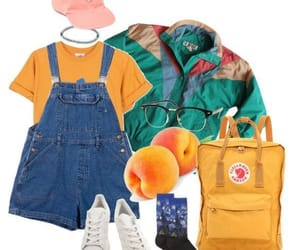 grunge, outfit, and kanken image