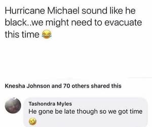 culture, funny, and hurricane image